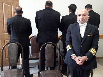 بازداشت خلبان قلابی با ادعای خلبانی برای مسئولان عالی کشور!