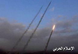 شلیک 5 موشک بالستیک به جنوب عربستان