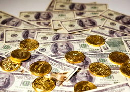 کاهش قیمت دلار و سکه دوام نداشت! + نمودار