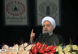 پاسخ رهبر انقلاب به اظهارات روحانی درباره جنگ اقتصادی +فیلم