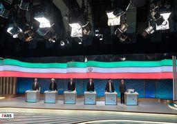اختصاص زمان جبرانی برای کاندیداها در مناظره دوم