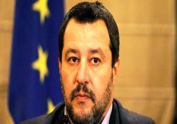 دولت ایتالیا از جلیقهزردهای فرانسوی حمایت کرد