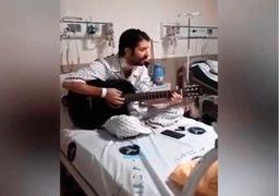 حمید هیراد در برنامه نوروزی محمدعلیزاده از بیماریاش گفت