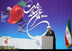 رئیس جمهوری : سازنده موشک های پرتاب شده دولت و وزارت دفاع است