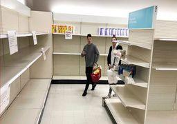 کرونا و خرید عصبی؛ چرا دستمال توالت در فروشگاههای دنیا غارت میشود؟