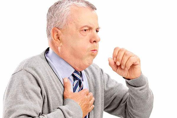 تنگی نفس از علائم سرطان خون
