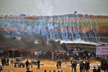 آمار قربانیان اعتراضات فلسطینیها به 25 نفر رسید