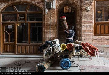 بازار فرش تبریز