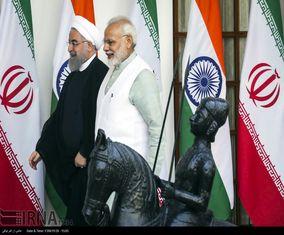 امضاء و تبادل تفاهم نامه های همکاری بین ایران و هند