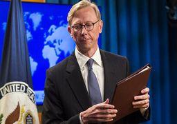 هوک: ایران دیپلماسی را با دیپلماسی پاسخ دهد، نه با نیروی نظامی
