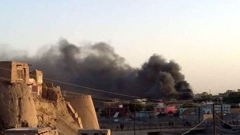 انفجار افغانستان؛ 15 کشته و 20 زخمی
