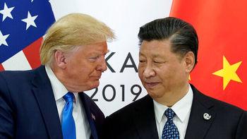 پیام رئیسجمهور چین برای ترامپ و ملانیا