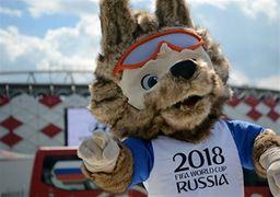 استقبال چشمگیر از فروش بلیت های جام جهانی فوتبال