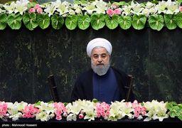 حسن روحانی فردا به مجلس می رود