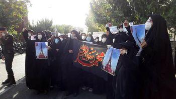 تجمع تهرانیها مقابل سفارت فرانسه در اعتراض به اقدام توهینآمیز «شارلی ابدو»