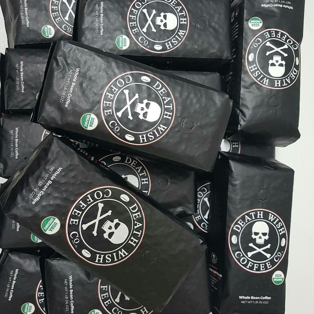 قهوه آرزوی مرگ