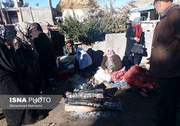 گزارش تصویری از خرابیهای زلزله اخیر آذربایجانشرقی
