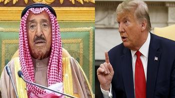 ماجرای دستور ترامپ برای قطع دستگاههای تنفسی از امیر کویت