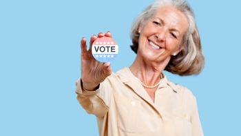 تغییر سرنوشت انتخابات با چرخش سالخوردگان