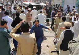 انفجار در کاروان تبلیغات نامزد انتخاباتی پاکستان 60 کشته و زخمی بر جای گذاشت