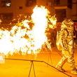 گزارش تصویری مانور بزرگ عملیاتی سازمان آتش نشانی اصفهان