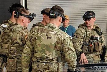 سه کشته در تمرین نظامی ارتش آمریکا