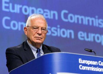 اروپا طرف ایران را گرفت/آمریکا حق تحریم تسلیحاتی ندارد