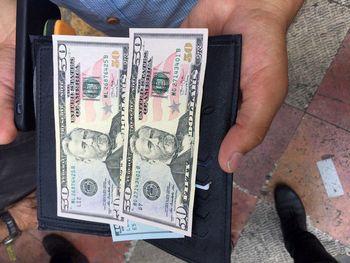 نقطه حساس دلار در بازار امروز