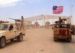 آمریکا پایگاه نظامی در سوریه احداث میکند