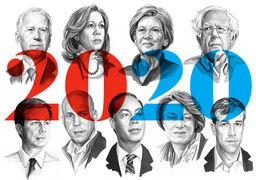 در دور دوم مناظره دموکراتها چه گذشت؟ احیای پیرمرد، درخشش پدیدههای جوان + فیلم