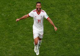 گوشی موبایل طلای ستاره تیم ملی فوتبال ایران چند میارزد؟