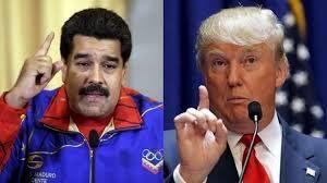 دیدار با مادورو تنها برای خروج از قدرت!