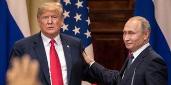 تلاش پنهان روسیه برای پیروزی ترامپ در انتخابات