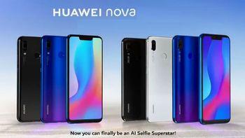 انواع موبایل هوآوی سری nova در بازار چند + جدول