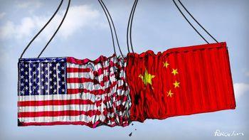چین اقدامات آمریکا را تلافی میکند