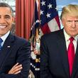 اوباما اینگونه ترامپ را دست میاندازد