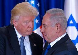 ترامپ فهمید که بازی خورده است/ دست نتانیاهو را برای ترامپ رو کردیم