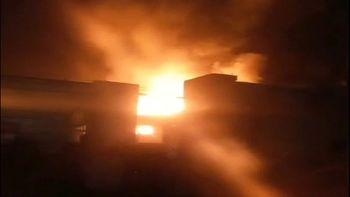 جزئیات جدید از حادثه آتش سوزی کارخانه میهن