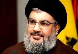 جشن تولد سید حسن نصرالله توسط رزمندگان حزبالله +فیلم