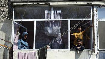 هشدار نسبت به وقوع فاجعه کرونایی در افغانستان