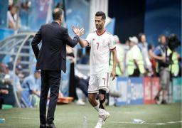 واکنش مسعود شجاعی به خداحافظی از فوتبال ملی