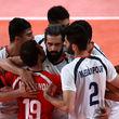 محبوبیت بالای والیبالیست ایرانی در اروپا + عکس