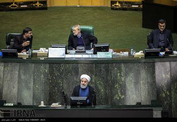 کابینه روحانی تکمیل شد + تعداد آرا