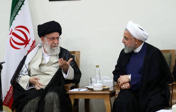 مقام معظم رهبری درگذشت  همشیره روحانی را تسلیت گفتند