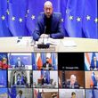 هک شدن جلسه محرمانه وزرای دفاع اتحادیه اروپا توسط یک خبرنگار + عکس