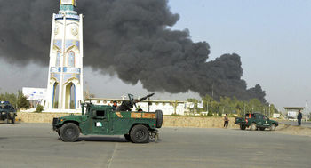 جزئیات تلفات انفجار غور افغانستان