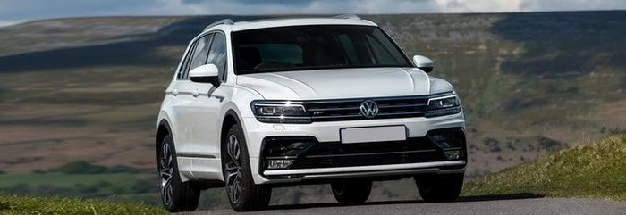 tiguan 2018 in white