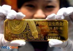 نبض بازار طلا در دست چین