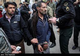 پلمپ مراکز فروش مواد مخدر در طرق مشهد
