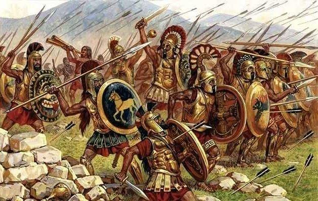 آمریکا اشتباه روم باستان در برابر ایران را تکرار نکند